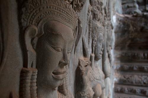 Angkor Vat au Cambodge