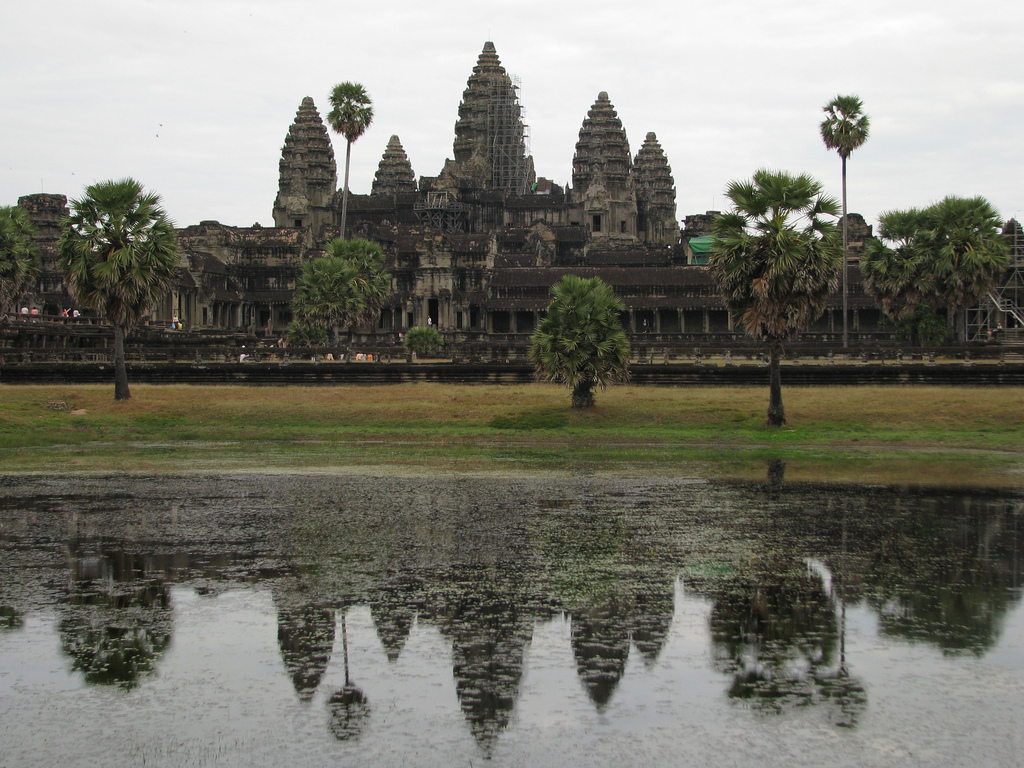 Angkor Vat - Siem Reap