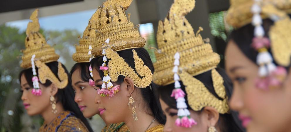 Comment venir faire un tour à Siem Reap, la petite ville agréable du Cambodge.