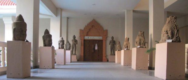 Musée national d'Angkor à Siem Reap