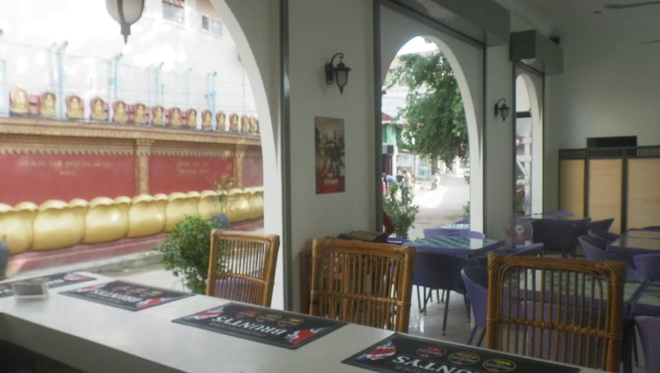 Pizzas de qualités - Siem Reap