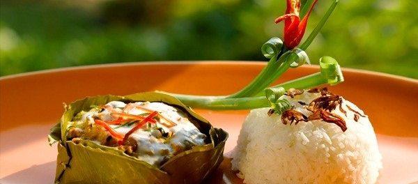 Cuisine Cambodgienne - Amok