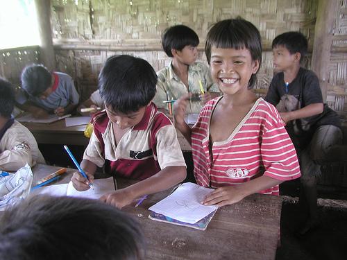 Les bases de la langue cambodgienne