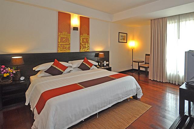 Hôtels au Cambodge