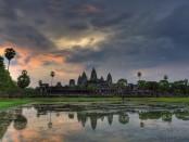 Les temples d'Angkor - Cambodge