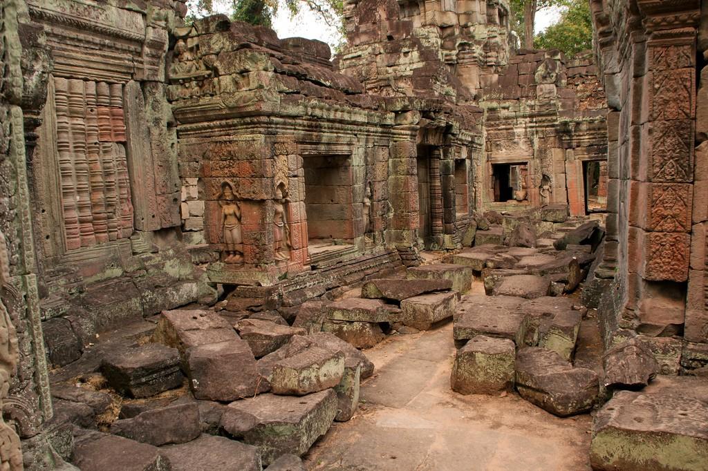Les temples d'Angkor - Siem Reap