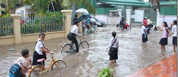 Climat au Cambodge
