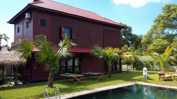Terra Amata Villa, Chambres d'hôtes à Siem Reap.