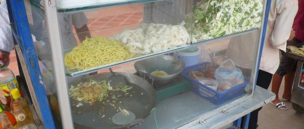 Budget pour partir à Siem Reap - Manger à  Siem Reap