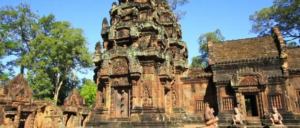 Budget pour partir à Siem Reap - Cambodge
