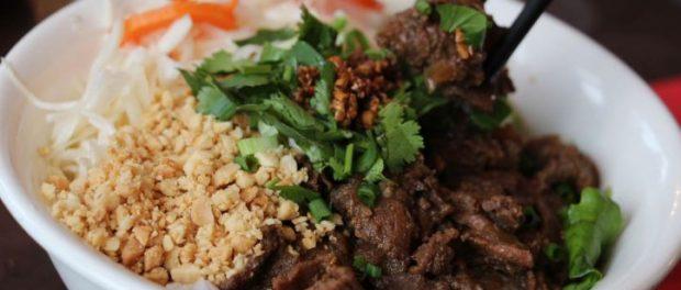 Cuisine asiatique de Siem Reap