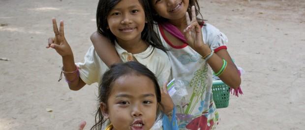 Pourquoi partir au Cambodge - Les gens.