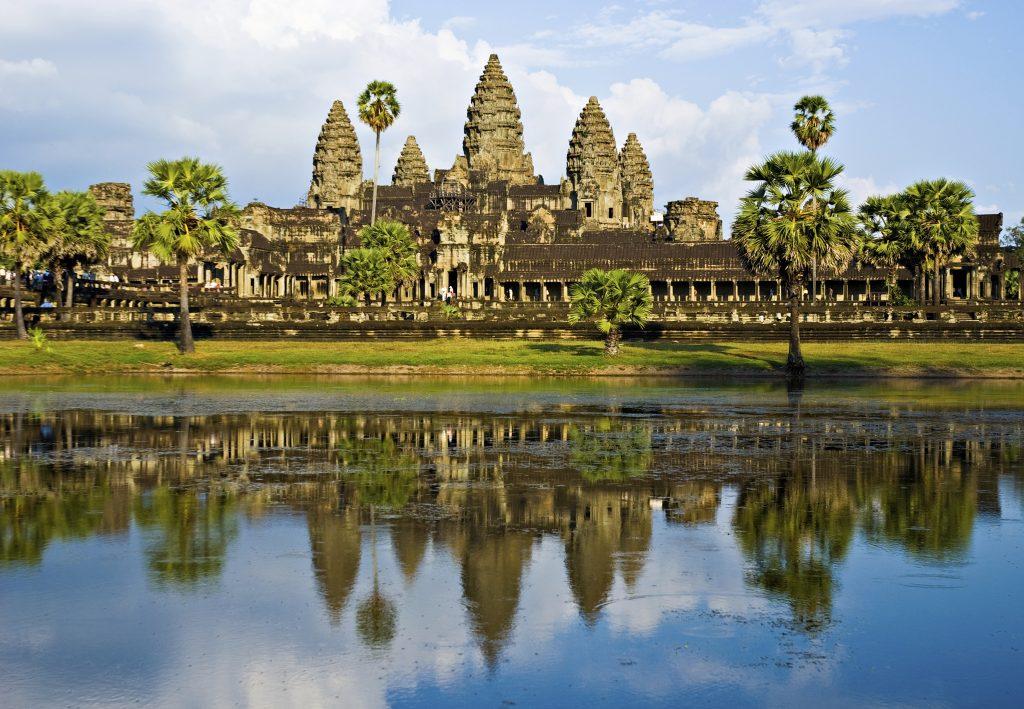 Hôtels près de Angkor Vat