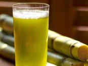 Jus de canne à sucre au Cambodge