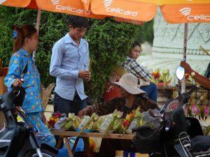 Le pyjama au cambodge