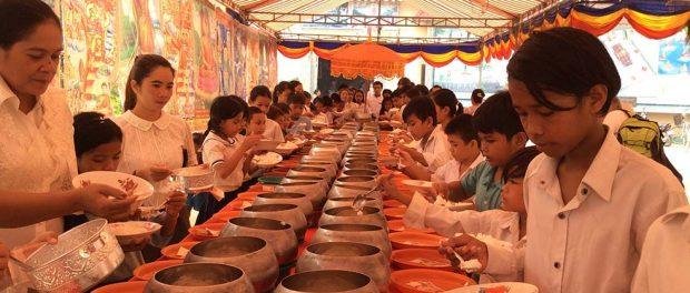 Pchum Ben, fêtes des ancêtres au Cambodge