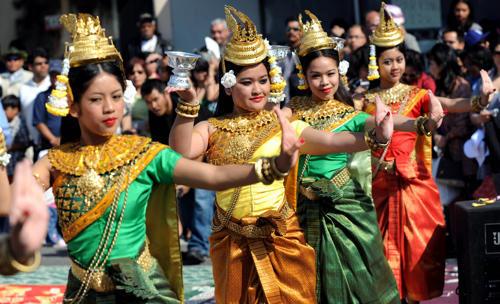 Nouvel An cambodgien