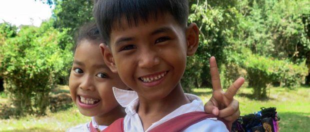Apprendre à parler le khmer