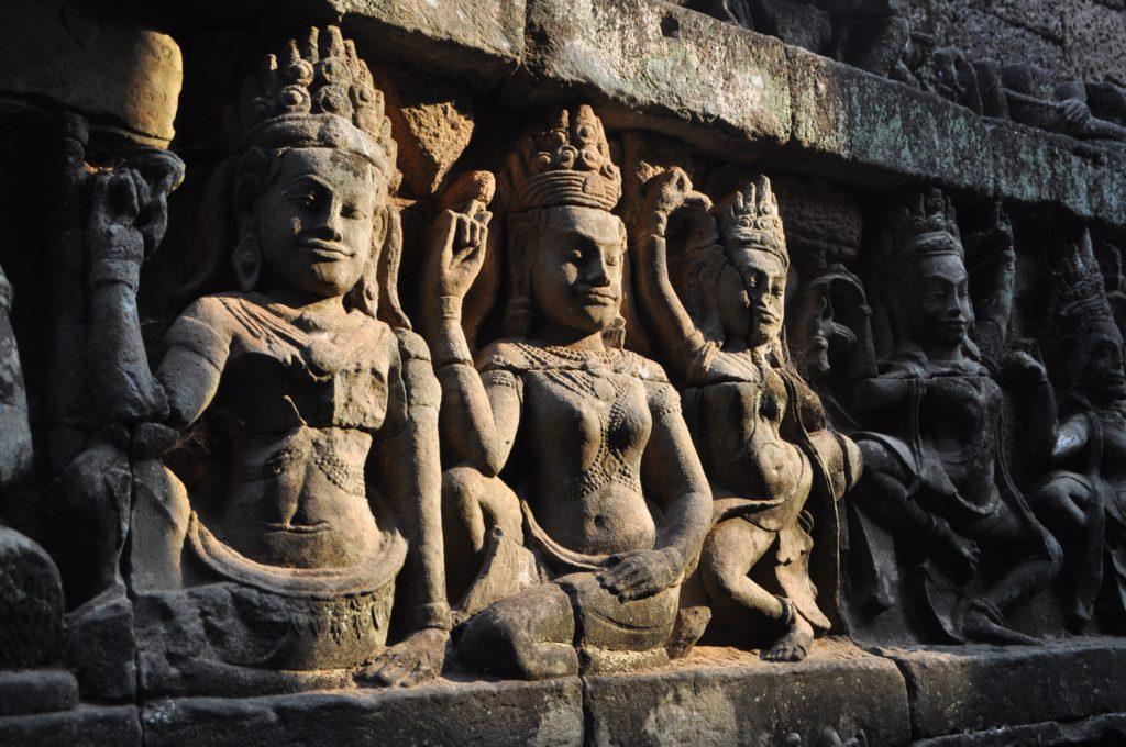 Angkor Vat, le temple le mieux préservé d'Angkor